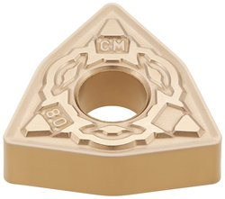 Tungaloy America Premium-Tec CVD, M-Type Carbide Negative Insert