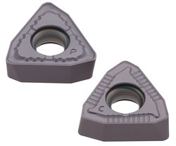 Tungaloy America 6 Cutting Edges TungSix Indexable Insert for Drill Bits