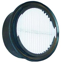 "Solberg HE06 1-3/8"" Height 3"" Outer Diameter 5-SCFM HEPA Filter Element"