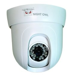 Night Owl CAM-PT624-W Surveillance Camera - Color - CMOS - Cable