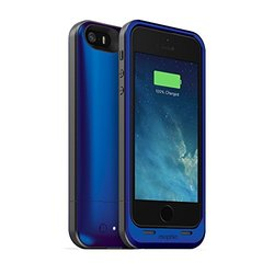Mophie Iphone Pack Air Battery Case For Iphone 5/5S - Blue