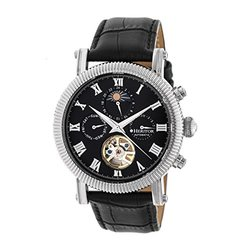 Heritor Automatic Men's Watches Winston Collection: Hr5202/black Dial