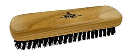 Kent Travel Clothing Brush - Cherrywood - Black Bristle