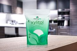 Morning Pep Birch Xylitol Natural Sweetener - 5 LB