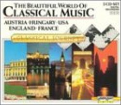 The Beautiful World of Classical Music Box set Audio CD - 1991