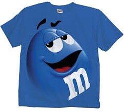Jumbo Fade Tshirt Mm1002846-roy-med-00 Blue M
