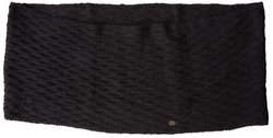 Burton Women's Honeycomb Infinity Scarf - True Black - One Size