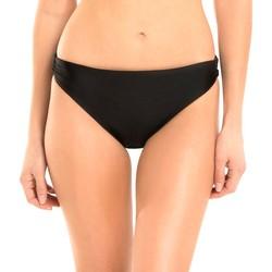 Shade & Shore Women's Hipster Bikini Bottom - Black - Size: 10