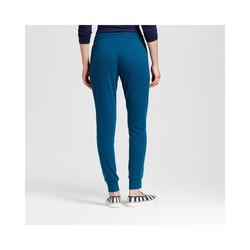 Mossimo Women's Hatchi Jogger Pants - Blue/Black - Size: X-Small