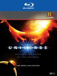 The Universe: The Mega Collection [blu-ray]
