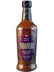 Tabanero Agave Sweet & Spicy Hot Sauce - 8 Oz