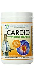 Doctor Recommended Cardio Heart Health Dietary Supplement 1 pound