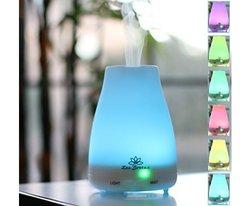 Zen Breeze, Aromatherapy Essential Oil Diffuser, New Model, Cool Mist Ultrasonic Humidifier