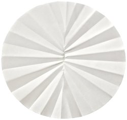 Ahlstrom Pleated Filter Paper - 32cm Diameter