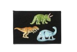 Sax Dinosaur Spring Mold Pack - Multi Color