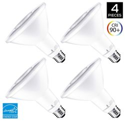 Hyperikon PAR38 LED Bulb 14W (100W equiv) CRI 90 Pack of 4 - Warm White
