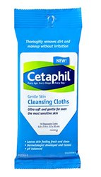 Cetaphil Skin Cleansing Cloths ea 10
