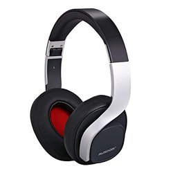 Ausdom M08 Wireless & Wired Headphones with Bluetooth 4.0 - Black