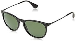 Rayban Sunglasses: Rb4171-601/2p-54 Black Frame