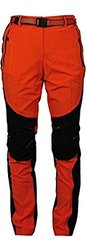 Angel Cola Women's Outdoor Hiking & Climbing Softshell Pants - Orange - 31