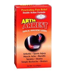 Key 2 Health Arth Arrest Topical Analgesic Lotion - 3oz