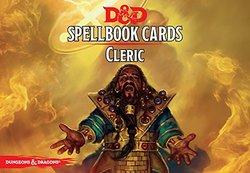 D&D Next: Cleric Spell Deck 73902