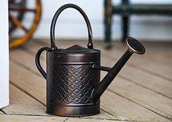 Nostalgic Antique Bronze Watering Can