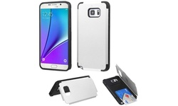 eForCity Insten Hard Case for Samsung Galaxy Note 5 - Silver (2147939)
