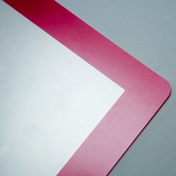 Rolling Ave. Bubee Bubble-Free Screen Protector for iPad 2 and iPad 3 - Magenta/Hot Pink (IBBPDAGMG1)