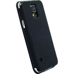 Krusell Malmo FlipCase for Samsung Galaxy S5 - Black