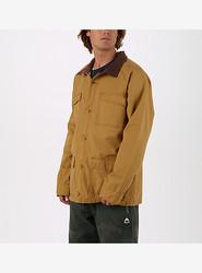 Burtan Delta Men's Jacket - Wood Thursh - Size: Medium