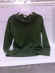 Merona Women's Tunic Pullover Top - Green - Size: Medium