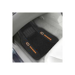 Fan Mats NFL Deluxe Car Mat - Chicago Bears