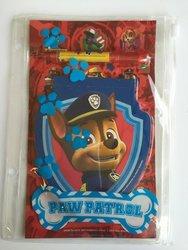 Nickelodeon Paw Patrol Gel Pen Stationary