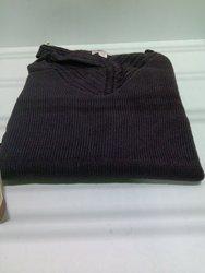 Merona Women's Tunic Sweater - Purple - Size: Large