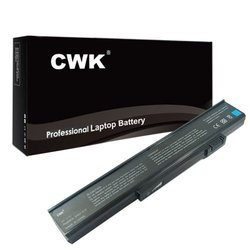 CWK® New Replacement Laptop Notebook Battery for Gateway 6MSBG 6MSB PA6A SQU-412 SQU-413 SQU-414 SQU-415 SQU-516 SQU-517 W340UI MT3707 MT6017 MT6451 MT6452 MT6456 AHA63224819 B1425010G00002 6500948 6MSB 103329 103926 106214 6500998 w340ua PN 6500998 8MSBG