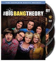 The Big Bang Theory: The Complete Eighth Season 1142489