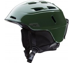 Smith Camber Ski and Snowboard Helmet - Men's