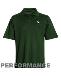 Cutter & Buck Michigan State Spartans Polo - Green - Size: XL