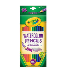 Crayola Watercolor Colored Pencils 24ct