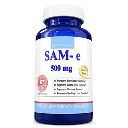 BoostCeuticals Sam-e 500mg Supplement - 90 Count