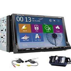 EinCar Wireless Backup Camera 7 inch Navigation GPS (LYSB00T5J1KN8-ELECTRNCS)