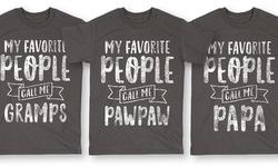 My Favorite People Call Me Pop/3xl