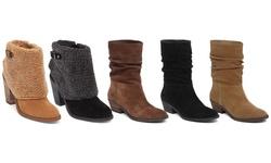 Jessica Simpson Women's Boots: Gilford-bain Tan/11
