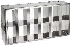 Argos R9684A Stainless Steel Upright Microtiter Plate Freezer Rack