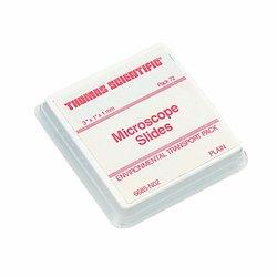 Thomas Environmental Plain Microscope Slide - 76mm x 25mm x 1mm