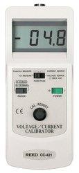 Reed Dual Range Voltage and Current Calibrator - 199.9mV DC Voltage