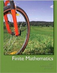 Pearson Finite Mathematics 10th Edition - Hardcover