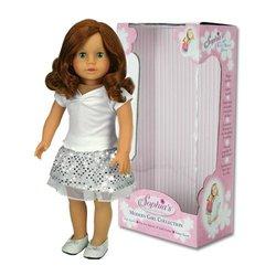 """Sophia's Doll Carly Auburn Doll - Size: 18"""""""