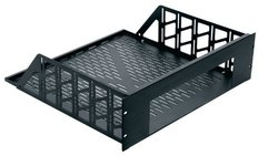Middle Atlantic RSH4S5R Rack Shelf - Black